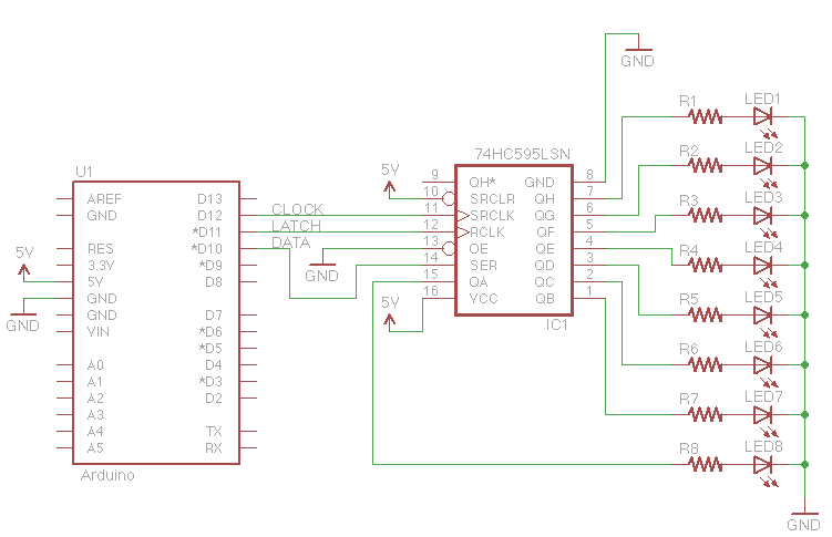 74hc595 8 Bit Shift Register besides 74HC595 cylon in addition Index php likewise ShiftIn furthermore Arduino Tlc5940 And 74hc595. on arduino shift register